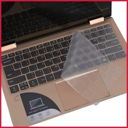 """Keyboard Cover Compatible Lenovo Yoga 730 2 In 1 13.3"""" & 15."""