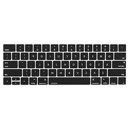 MOSISO Keyboard Cover Compatible Newest MacBook Pro with Tou