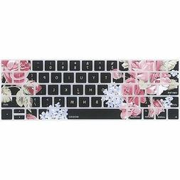 MOSISO Keyboard Cover Compatible with MacBook Pro with Touch