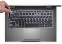 Keyboard Cover for 2020 2019 Dell Insprion 14 5000 2-in-1 54