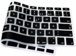 """Keyboard Cover for HP Envy x360 2-in-1 15.6"""" Laptop / 2019 2"""