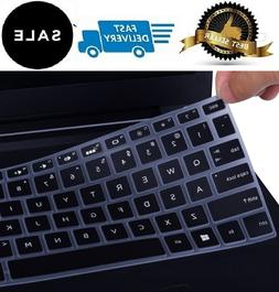 "Keyboard Cover for HP Envy x360 2-in-1 15.6"" Laptop / 2019 2"