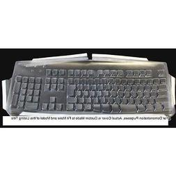Keyboard Cover for Logitech G105 Gaming Keyboard # 888G116-K