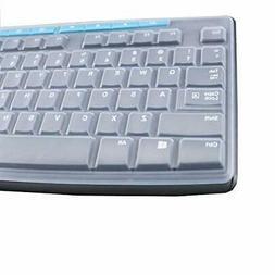 Keyboard Cover for Logitech MK270 Wireless Keyboard K200 K26