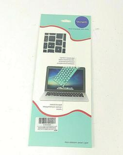 Mosiso Keyboard Cover For Macbook Pro 13 or 15 Silicone Ultr