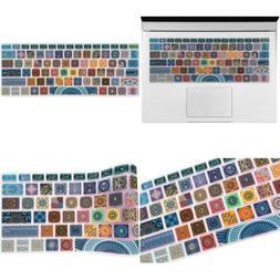 Sanforin Keyboard Cover For Microsoft Surface Laptop 2017/La