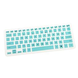 MonkeyJack Keyboard Cover Gel Sillicone Skin Protector for D