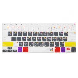 Keyboard Cover Macbook Air Pro 13 15 Skin Laptop Accessories