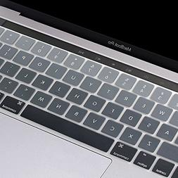 YMIX Keyboard Cover for Touch Bar Models 2017 & 2016 Release
