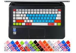 Keyboard Cover Skin For HP Pavilion TouchSmart 14-b109wm 14-