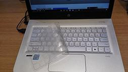 Bodu Keyboard Cover Protective TPU Skin for HP ENVY 13 13t 1