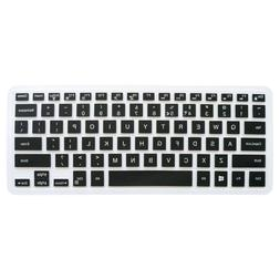 "Keyboard Cover Protector Skin for 14"" Dell Inspiron 3000 344"