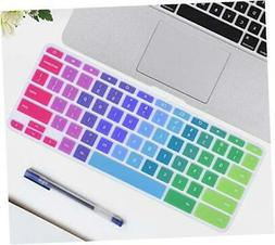 """Keyboard Cover Protector Skins Compatible w/ 11.6"""" HP Chrome"""
