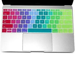 """Keyboard Cover Silicone Rubber Skin for MacBook 13"""" Unibody/"""