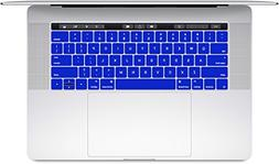 UESWILL Keyboard Cover Silicone Skin for MacBook Pro  with T