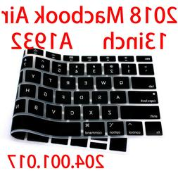 Keyboard Cover Silicone Skin Compatible MacBook Pro 13 Inch