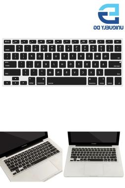 "Mosiso - Keyboard Cover Silicone Skin For Macbook Air 13"" An"