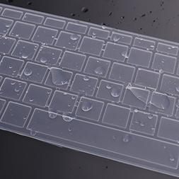 FORITO Keyboard Cover Compatible 15.6 HP Pavilion Laptop/HP