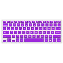 """Lapogy Keyboard Cover Skin for 13.3"""" Dell Inspiron 7373 7375"""