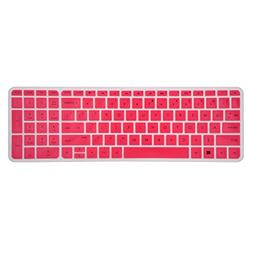 """FORITO Keyboard Cover Skin for 15.6"""" HP Pavilion 15-ab 15-ac"""
