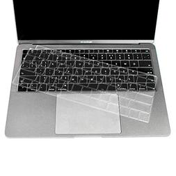 DHZ Keyboard Cover Skin for MacBook Air 13 Inch 2018 Release
