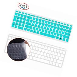 "Keyboard Cover Skin for 15.6"" HP Pavilion x360 15-BR075NR, H"