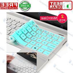 """Keyboard Cover Skin For 15.6"""" HP Pavilion X360 15 BR075NR EN"""