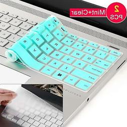 """Keyboard Cover Skin For 15.6"""" HP Pavilion X360 15-BR075NR, H"""
