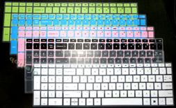 Keyboard Cover Skin for HP 15-BS** 15-BR** 15-CH** 17-BS***