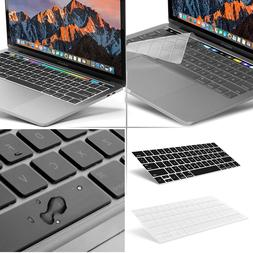 Silicon Keyboard Protector Cover For Apple MacBook Air/Pro/