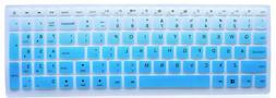"Keyboard Cover Skin Lenovo 15.6"" ideaPad 110 310 510 Flex 4,"
