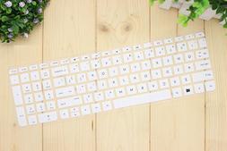 """Keyboard Cover Skin Protector 15.6"""" HP ENVY x360 15-W237CL U"""