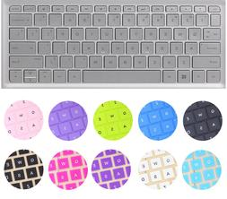 """Keyboard Cover Skin Protector For 11.6"""" H P Stream x360 lapt"""
