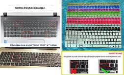 Keyboard Cover Skin Protector for HP 15-BS*** 15-BR***17-BS*