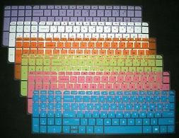 Keyboard Cover Skin for HP ENVY 17-j*** 17t-j*** 17-e*** 17-