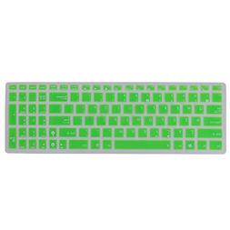 FORITO Keyboard Cover Skin for ASUS GL502VY/VT GL551 GL552VW
