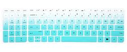 "Keyboard Cover Skins for 15.6"" HP Pavilion 15-ab 15-ac 15-ae"
