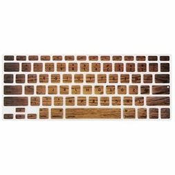 Keyboard Cover with Pattern Compatible 13/15 Inch MacBook Ra