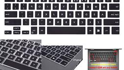 Keyboard Cover for 2018 Dell Inspiron 13 5000 i5368 i5378 i5