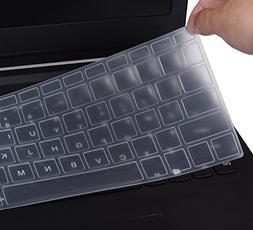 "Keyboard Skin for 17.3"" HP ENVY 17M 17M-AE111DX 17-BS, 15.6"""