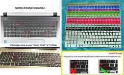 Keyboard Skin Cover For HP Pavilion 15-ab** 15-ac** 15-ae**