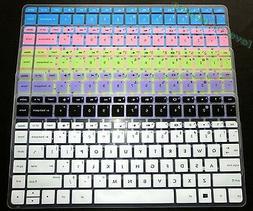 Keyboard Skin Cover for HP 13-s*** 13-u*** m3-u*** 14-am***