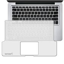 Insten Keyboard Full Skin Shield for 13.3-Inch Apple MacBook