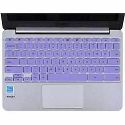 CaseBuy Keyboard Skins Protector Cover Compatible ASUS Chrom