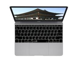 """Korean Keyboard Cover for MacBook 12"""" Retina"""
