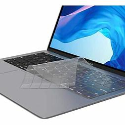 Kuzy MacBook Air Keyboard Cover, 13 Inch 2020 2019 2018 New