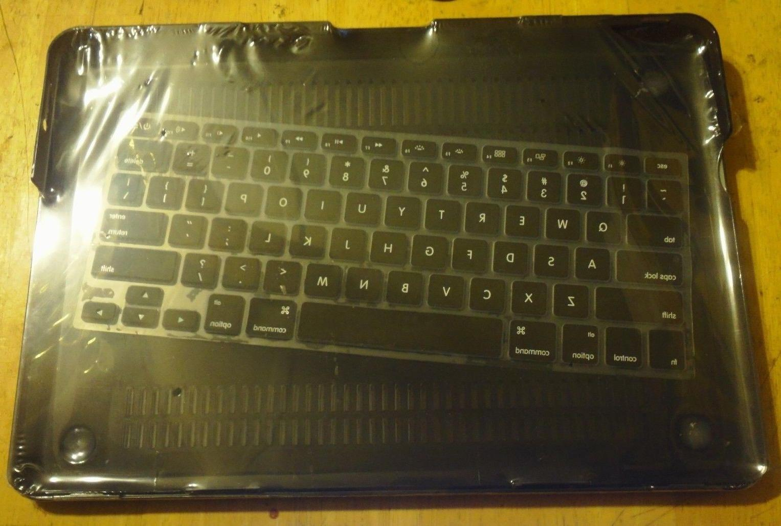 1 MOSISO A1278 PLASTIC HARD CASE WITH KEYBOARD COVER BLACK f