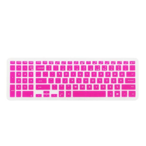 1pcs Keyboard Cover Skin Protector 15