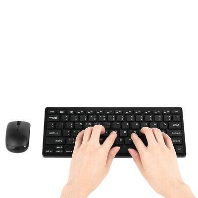2.4Ghz Keyboard Combo USB Receiver Adapter Cover