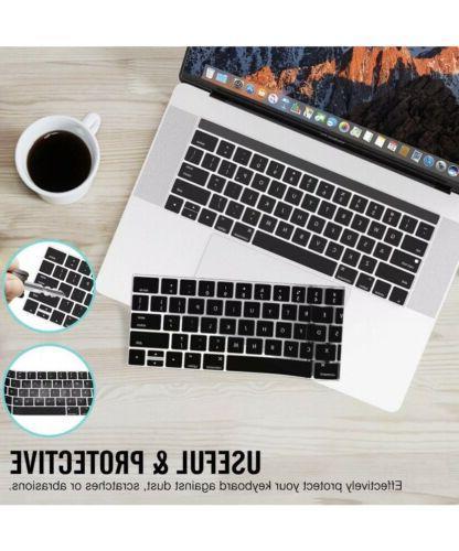 "2 Cover Apple Macbook MAC 13"" 15"" 17"""